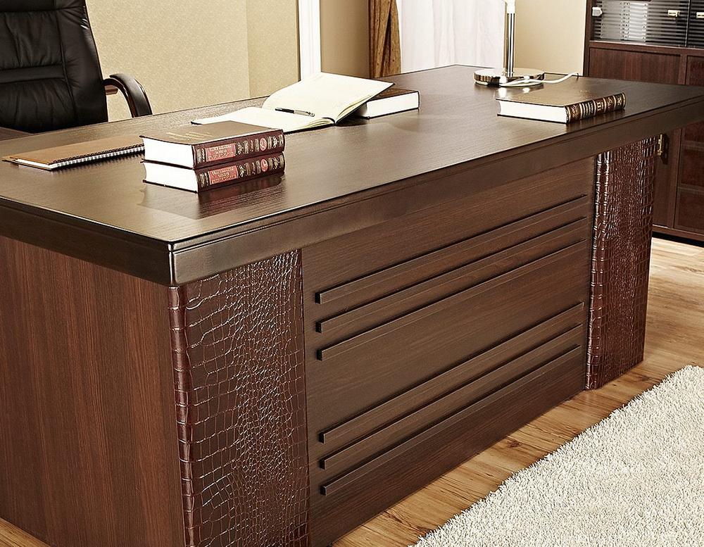 Купить стол руководителя перри недорого, цена, продажа кабин.